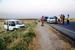 Araç takla attı: 1 Ölü 6 Yaralı
