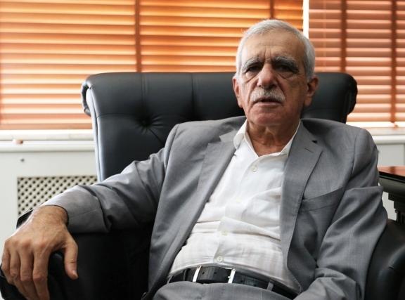 Başkan Türk'ten Suruç'ta yaşanan olaya tepki