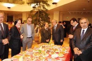 Vali Koçak: Mardin'in örnek alınması gerek