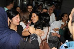 Nusaybin belediye başkanı Kaya serbest