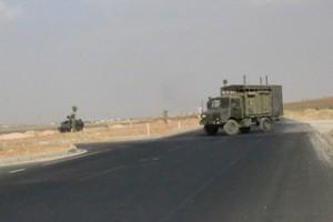 Patlayıcı ihbarı, Nusaybin-Cizre karayolunu trafiğe kapattırdı