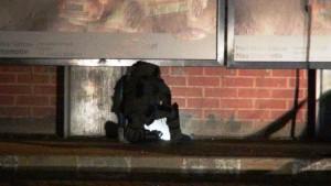 Kızıltepe'de şüpheli çanta patlatıldı