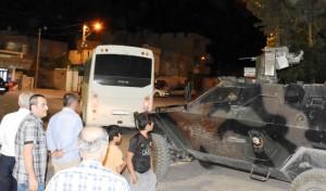 Nusaybin'deki operasyonda 3 kişi tutklandı