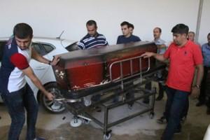 Bıçaklı saldırıda Suriye uyruklu bir kişi öldü