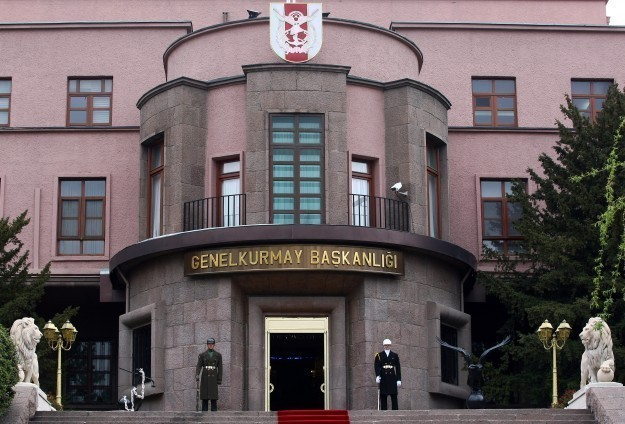 Genelkurmay: Dağlıca'da  16 asker  şehit oldu