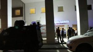 Nusaybin'de polis aracına bombalı saldırı: 3 şehit