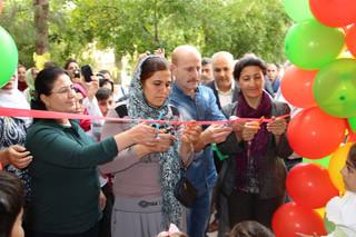 Kürtçe eğitim verecek okul açıldı