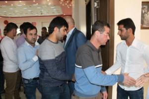 Nusaybin'de kan davalı iki aile barıştırıldı