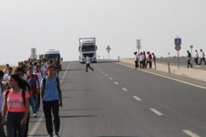 6 STK'dan karayollarına acil çağrı