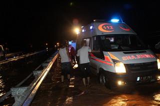 Nusaybin'de kaza: 1 ölü, 6 yaralı