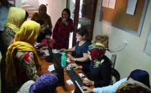 Kızıltepe'deki Suriyeliler kayıt altına alınıyor