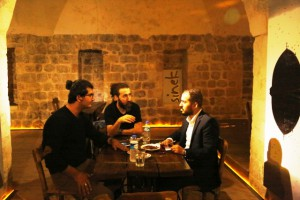 Mardin'e Sıra Dışı Cafe