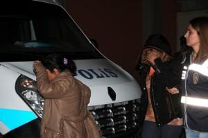 Mardin'de 8 kişi tutuklandı