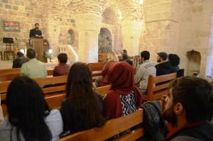 Protestan Kilisesi'nde 60 yıl sonra ayin