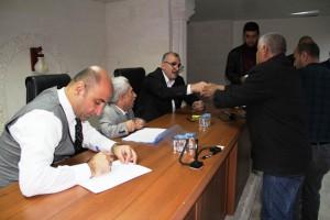 Midyat Belediyesi 250 geçici işçi aldı