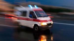 Otomobil iş makinesine çarptı: 1 ölü, 3 yaralı