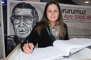 Nobelli Sancar'a Bir ödül de memleketinden