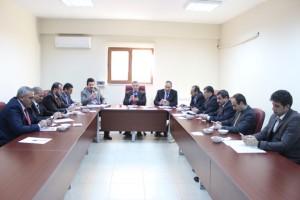 İlçe Müftüleri Mardin'de toplandı