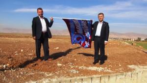 Mardin'deki Trabzonspor tesisleri için destek çağrısı