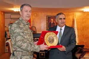 Genel Kurmay Başkanı Mardin'de