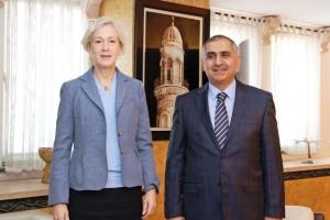 ABD'nin Adana Başkonsolosu Mardin'de