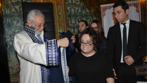 Mardin Artuklu Üniversitesi'nden Dilek Sabancı'ya Fahri Doktora