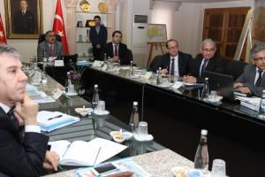Bölge Müdürleri Mardin'de toplandı