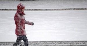 Karda düşmeden nasıl yürünür?