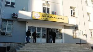 Sancar'ın adı okuduğu liseye verildi
