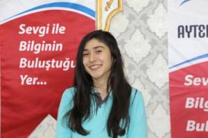 Sınavların iki defa ertelendiği Nusaybin'den TEOG şampiyonu