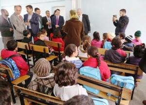 Mardin OSB'den Okula yardım