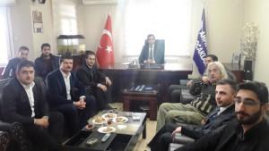 """Mardin'de """"Ahmet Yesevi Ocakları"""" kuruldu"""