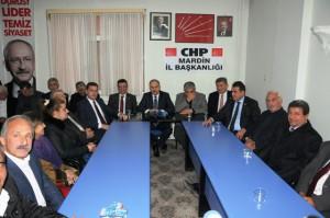 """""""CHP Kürt sorununun çözümünde samimi bir gayret içerisinde"""""""