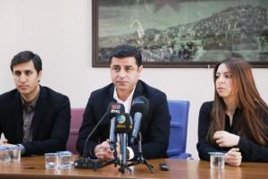 Demirtaş, Mardin'den Başbakan'a çağrıda bulundu
