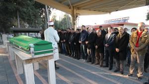 AA muhabiri Kılıç'ın cenazesi, Mardin'de toprağa verildi