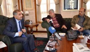 Mardin'de Muhtaç ailelere 173 milyon  liralık yardım