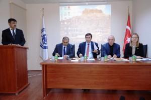 Bakan Yılmaz, Mardin OSB'de incelemede bulundu