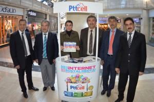 PTT GSM operatörlerine rakip oldu