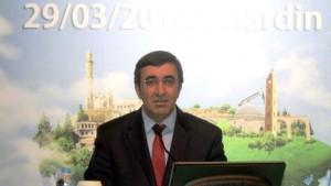 Bakan Yılmaz Mardin'de gündemi değerlendirdi