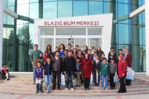 Mardinli öğrenciler Elazığ'ı gezdi