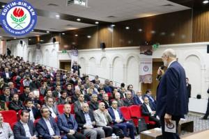 """""""28 Şubat ve Dünden Bugüne Darbeler"""" konferansı"""