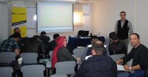 Dicle EDAŞ personeline iş sağlığı ve güvenliği eğitimi