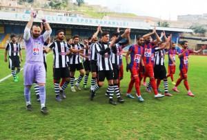Derbide 47 Mardinspor Farkı: 5-0