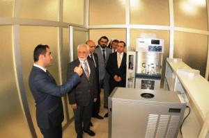Mardin'e Merkezi Araştırma Laboratuvarı