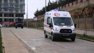 Nusaybin'de terör saldırısı: 3 polis hafif yaralı