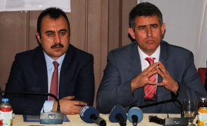 TBB başkanı Feyzioğlu Mardin'de açıklama yaptı