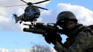 Suriye'ye kaçmaya çalışan 18 terörist ölü ele geçirildi