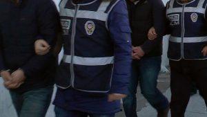 Aralarında DBP İl Başkanınında Bulunduğu 5 Kişi Tutuklandı