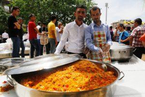 Mardin'de 5. Bulgur Festivali