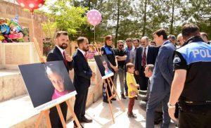 Mardin'in güzel gözlü çocukları göz kamaştırdı
